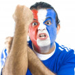 French Supporter — Stock Photo #5826315