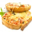 Bruschetta — Stock Photo