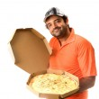 Pizza delivery — Stock Photo #5829186
