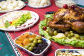 Turkey Dinner — Foto Stock