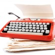 Typewriter — Stock Photo #6033394