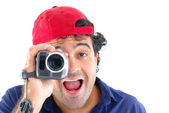 Camcorder — Stock Photo