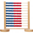 Stock Photo: Abacus Game