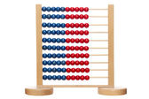 Abacus Game — Stock Photo