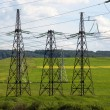 Electrical towers — Stock Photo #5940060