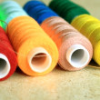 Royalty-Free Stock Photo: Color thread