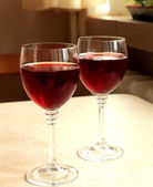 Two cup of wine — Stockfoto