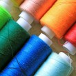 Royalty-Free Stock Photo: Color threads