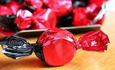 Delicious gift — Stock Photo