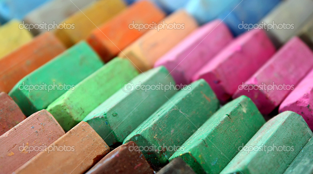 Color pastels — Stock Photo #6338988