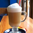 Delicious coffee latte — Stockfoto #6423308