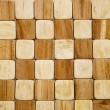 Stock Photo: Wooden rack for dishes