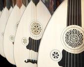 Ud, a Turkish instrument — Stock Photo