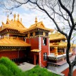 Namobuddha Temple, Nepal - Foto Stock