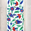 Ottoman Iznik Motif - Stock Photo