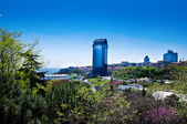 Skyscraper in Istanbul — 图库照片