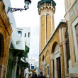 A street in Tunis — Stock Photo