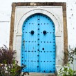 Tunisian Door - Stock Photo
