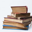 Stack of Vintage Books — Stock Photo #5795351
