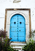 Tunisian Door — Stock Photo