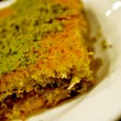 Delicious Turkish dessert, Kadayif — ストック写真