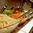 Salad buffet — Stock Photo