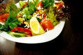 Heerlijke salade — Stockfoto