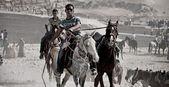 Horse Riders — Stock Photo