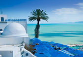 Sidi Bou Said, Tunis — Stock Photo