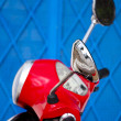 Scooter detail — Stock Photo