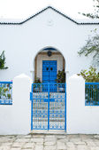 Tunisian House — Stock Photo