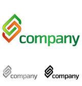 Corporate design element — Stock Vector