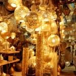 Handmade decoration items — Stock Photo