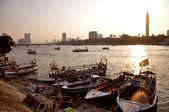 Cairo View — Stock Photo