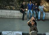 Children of Cairo — Stock Photo