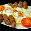 Turkish Beyti Kebab — Stockfoto