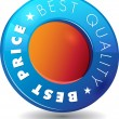 Royalty-Free Stock Vector Image: Best Quality Label
