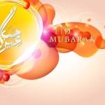 Eid Mubarak — Stock Vector #6303739