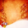 Beautiful Christmas Background — Stock Photo #6623304