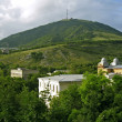 Stock Photo: Mashuk mountain, Pyatigorsk, North Caucas