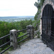 Stock Photo: Lermontov's grotto. Pyatigorsk. Caucas