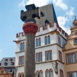 Stock Photo: Market cross on market square in Trier, Germany