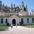 Stock Photo: Chateau de Chambord