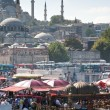 The lesser Bairam in Istanbul - Stock Photo