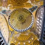 Cupola on Hagia Sophia, Istanbul — Stock Photo #5719195
