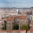 Roofs of houses, Istanbul, Turkey - ストック写真