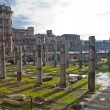 Stock Photo: Trajan's Forum