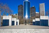 Battery Park City — Stockfoto