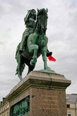 Jeanne d'Arc monuments in Orleans — 图库照片