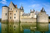 Medieval castle Sully-sur-loire, France — Stock Photo